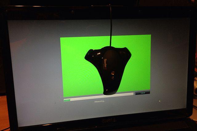 calibrate a computer monitor