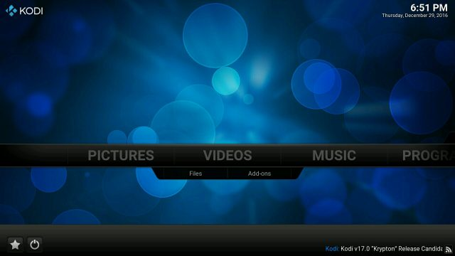 stream free tv kodi