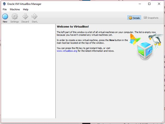 Install Ubuntu Linux Step 1