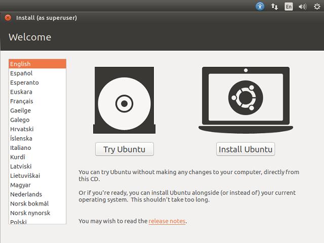 Install Ubuntu Linux Step 8
