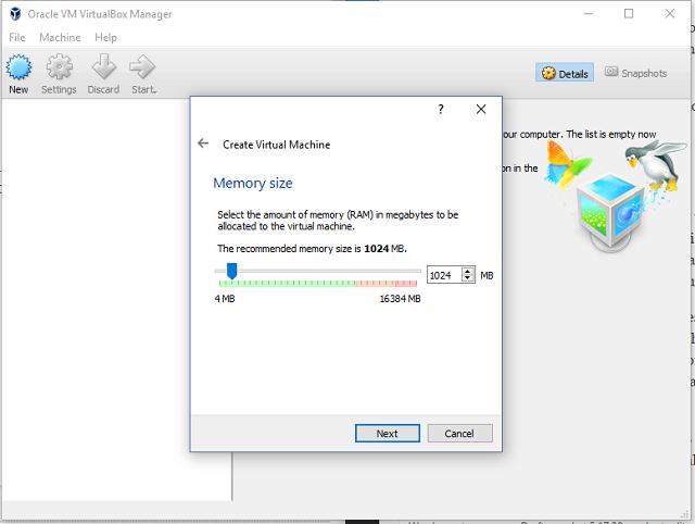 Install Ubuntu Linux Step 2