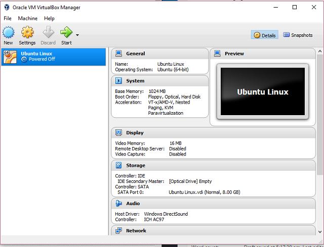 Install Ubuntu Linux Step 6