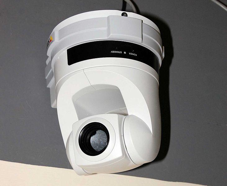 set up an IP camera