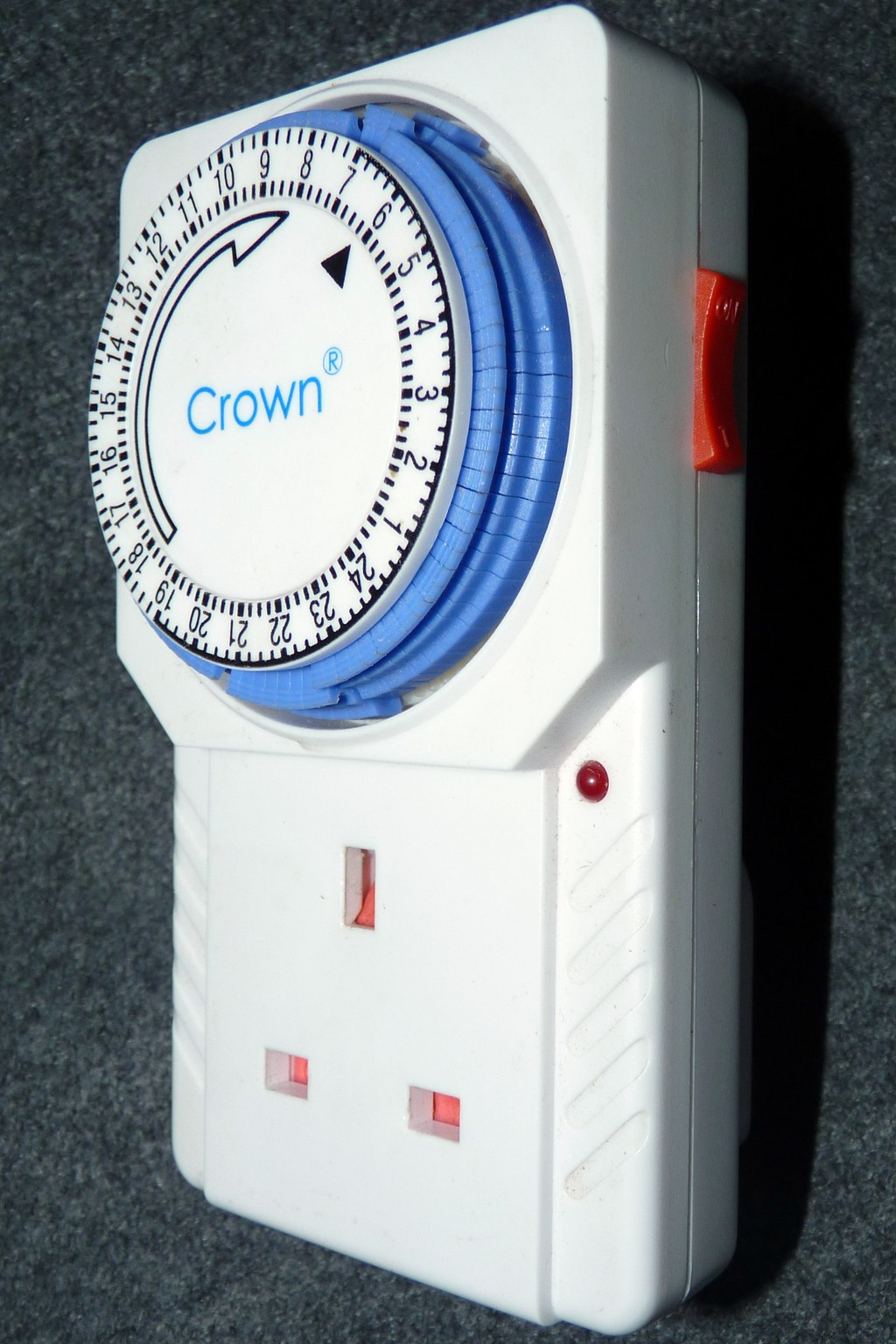 set up an IP camera timer switch