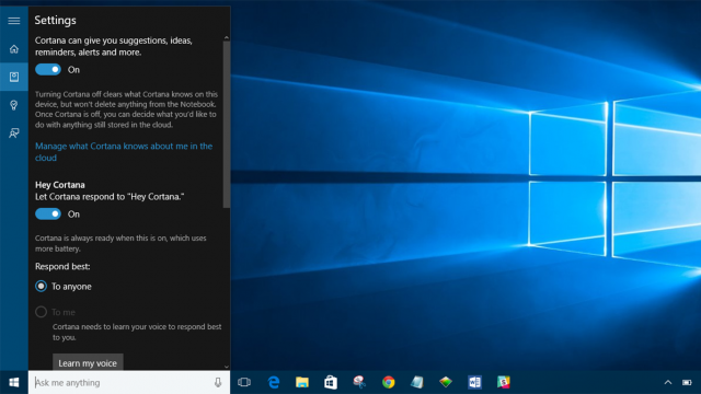 Windows 10 and Cortana is a hit among its users