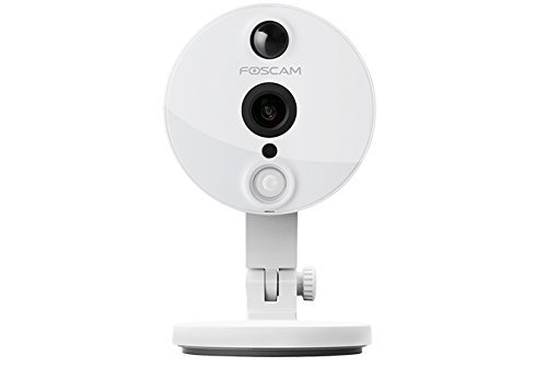 Foscam C2 HD 1080P WiFi Security IP Camera Review