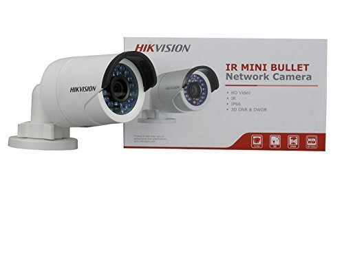 Hikvision DS-2CD2042WD-I 4MP 4.0mm Bullet Network Security Camera Review