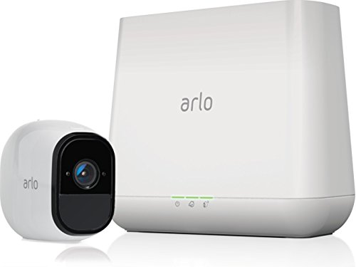 Netgear Arlo Pro Security System Review