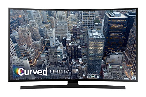 Samsung UN40JU6700 40-INCH CURVED TV Review