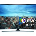 SAMSUNG UN40JU7500 Curved 40-INCH TV Review