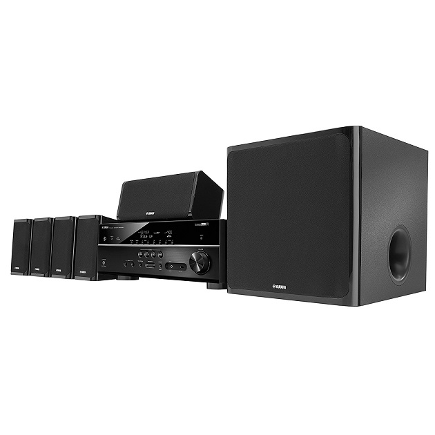 Yamaha YHT-5920UBL Review