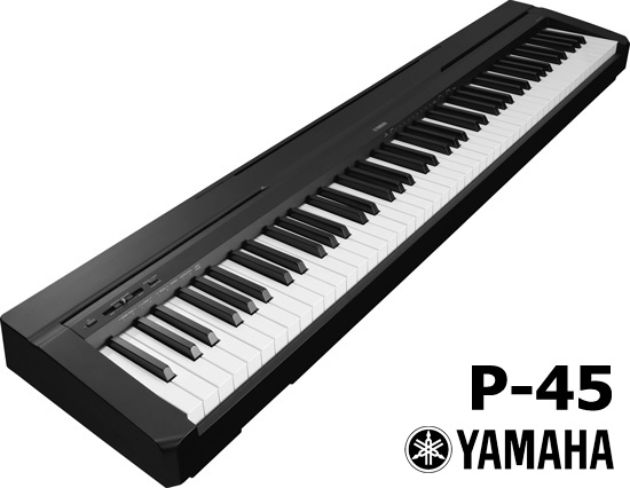 Yamaha P45 88-Key Weighted Action Digital Piano Review