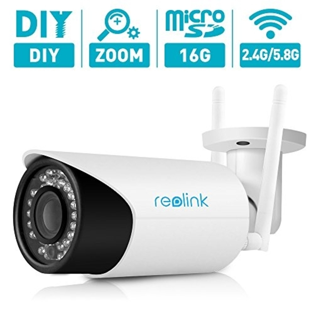 REOLINK 4MP Wireless Security Camera Review