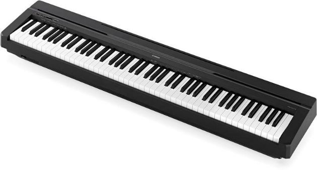 yamaha p45 88 key weighted action digital piano review. Black Bedroom Furniture Sets. Home Design Ideas