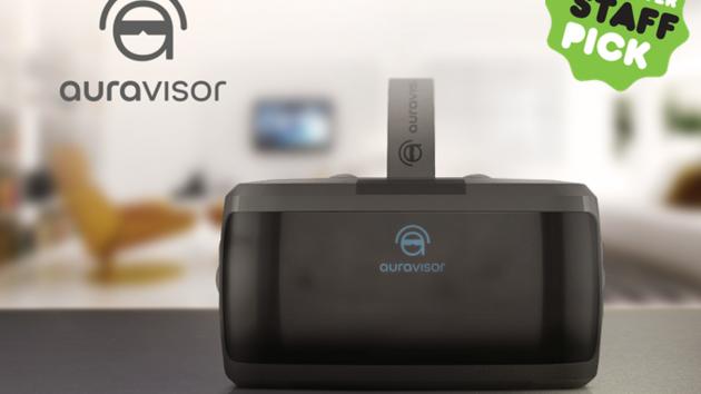 auravisor virtual reality