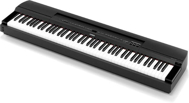 Yamaha P255 digital piano review