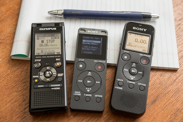 Best voice recorder review