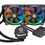 thermaltake static pressure liquid cpu cooler
